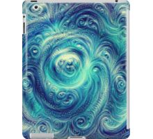 Cyclone #DeepDream iPad Case/Skin