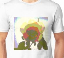 The Pop Art Rose Unisex T-Shirt