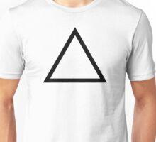 Wicca Fire Element Symbol Unisex T-Shirt