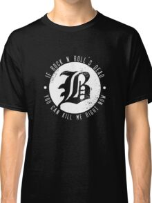Beartooth Rock Is Dead Classic T-Shirt