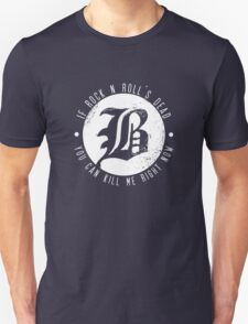 Beartooth Rock Is Dead Unisex T-Shirt