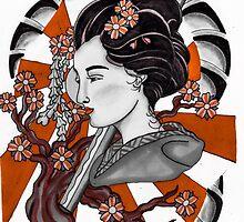 Geisha  by Thoricartist