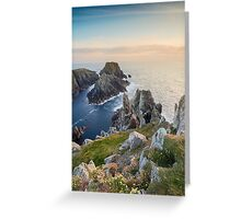 The Malin Head / County Donegal / Ireland Greeting Card