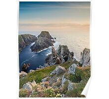 The Malin Head / County Donegal / Ireland Poster