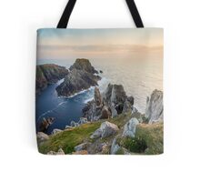The Malin Head / County Donegal / Ireland Tote Bag