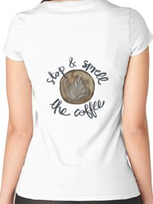The Good Life Women's Fitted Scoop T-Shirt