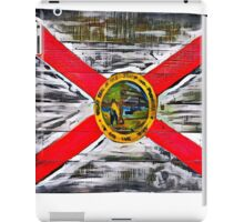 Florida State Flag  iPad Case/Skin