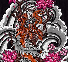 Phoenix  by Thoricartist