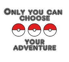 Choose your Adventure by grimradke