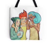 Poke-Girls Starters Tote Bag