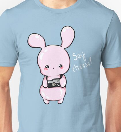 Photographer Jelly Bunny Unisex T-Shirt