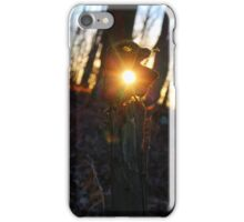 Sunshine In Devil's Den iPhone Case/Skin