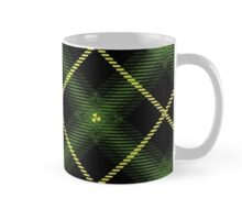Radiation Plaid Mug
