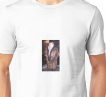 Graphic Biker Lace up Tee  Unisex T-Shirt