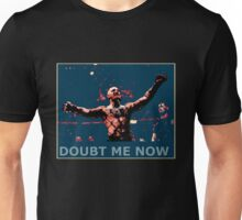 Conor Mcgregor - Doubt Me Now Unisex T-Shirt