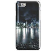 nyc skyline for 11 september iPhone Case/Skin