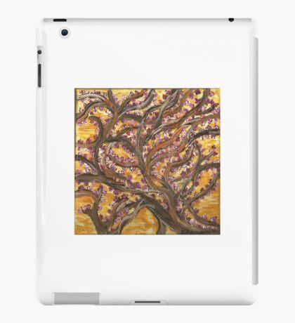 Purple Blossoms iPad Case/Skin