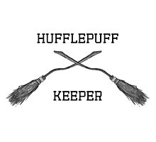 Hufflepuff - Keeper by queen-victoria