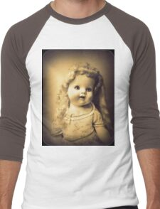 Antique Dolly Men's Baseball ¾ T-Shirt