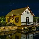 The Little Boat House,Bermuda..  by buddybetsy