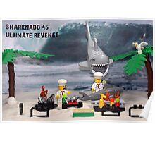 Sharknado 45 - Ultimate Revenge Poster