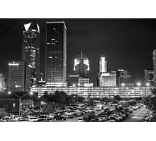 OKC Skyline Photographic Print