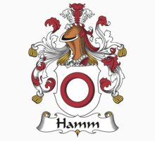 Hamm Coat of Arms (German) by coatsofarms