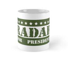 For President Radar Mug