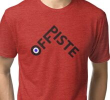 Off Piste Tri-blend T-Shirt