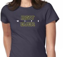 Best Wife Ever Womens Fitted T-Shirt