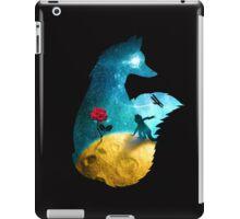 The Most Beautiful Thing (dark version) iPad Case/Skin