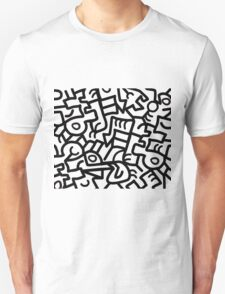 Mazed and Confused in the Morning Unisex T-Shirt