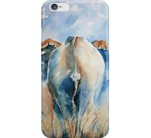 Two Steps Behind iPhone Case/Skin