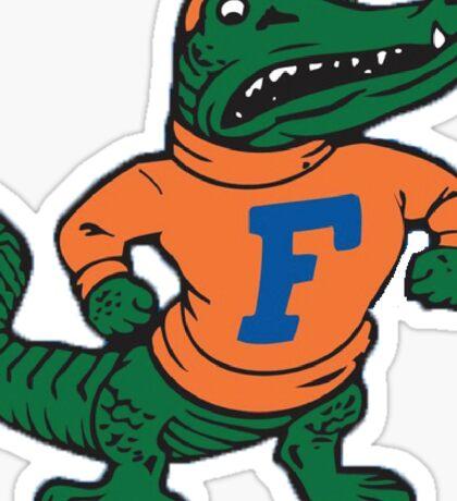 Vintage Florida Gator Sticker