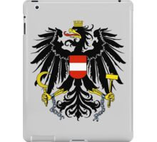 AUSTRIA (COAT OF ARMS) iPad Case/Skin