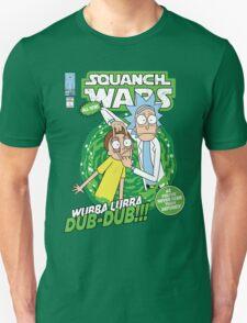 Squanch Wars Unisex T-Shirt