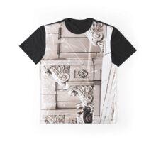 Greek Architecture in Denver Graphic T-Shirt