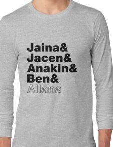 Skywalker-Solos Long Sleeve T-Shirt