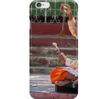 Nun, Shwemawdaw Paya, Bago iPhone Case/Skin