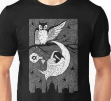 Thirsty Owl by Allie Hartley  Unisex T-Shirt