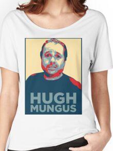 HUGH MUNGUS Women's Relaxed Fit T-Shirt