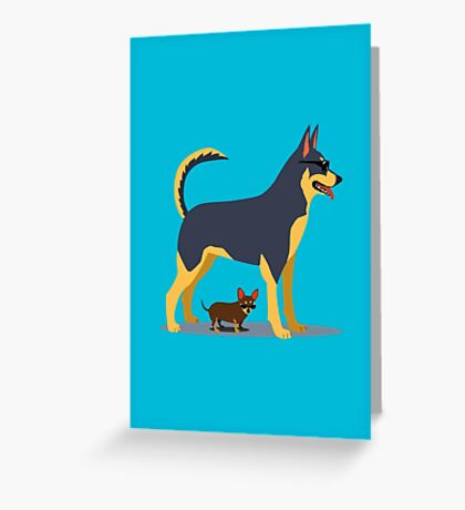 Sunscreen Greeting Card