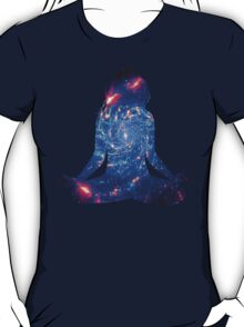 a mote of dust suspended in a sunbeam T-Shirt