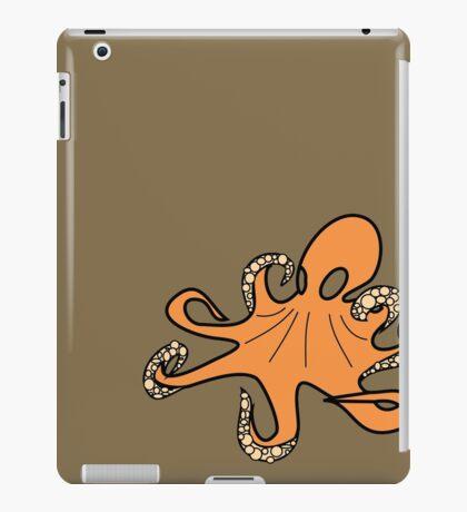 The Ultimate Creamsicle Octopus iPad Case/Skin