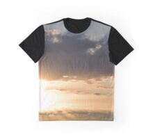 Late Summer Sunset Graphic T-Shirt