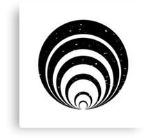 SPACE aka The Twilight Zone Canvas Print