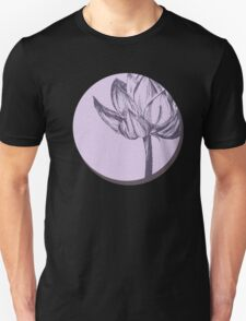 Blush moon Unisex T-Shirt