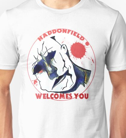 Haddonfield Welcomes You Unisex T-Shirt