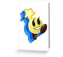 Mario & Luigi - Starlow  Greeting Card