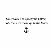 I don't mean to upset you Emma by colorfulmoniker